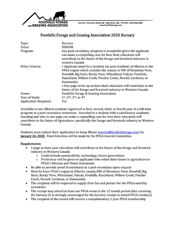 FFGA Bursary 2020 Ad-1.png