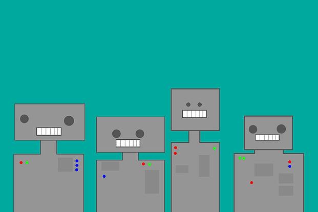 Flerb's Robo Quartet
