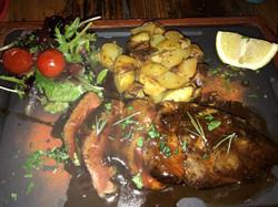 magret-de-canard-sauce