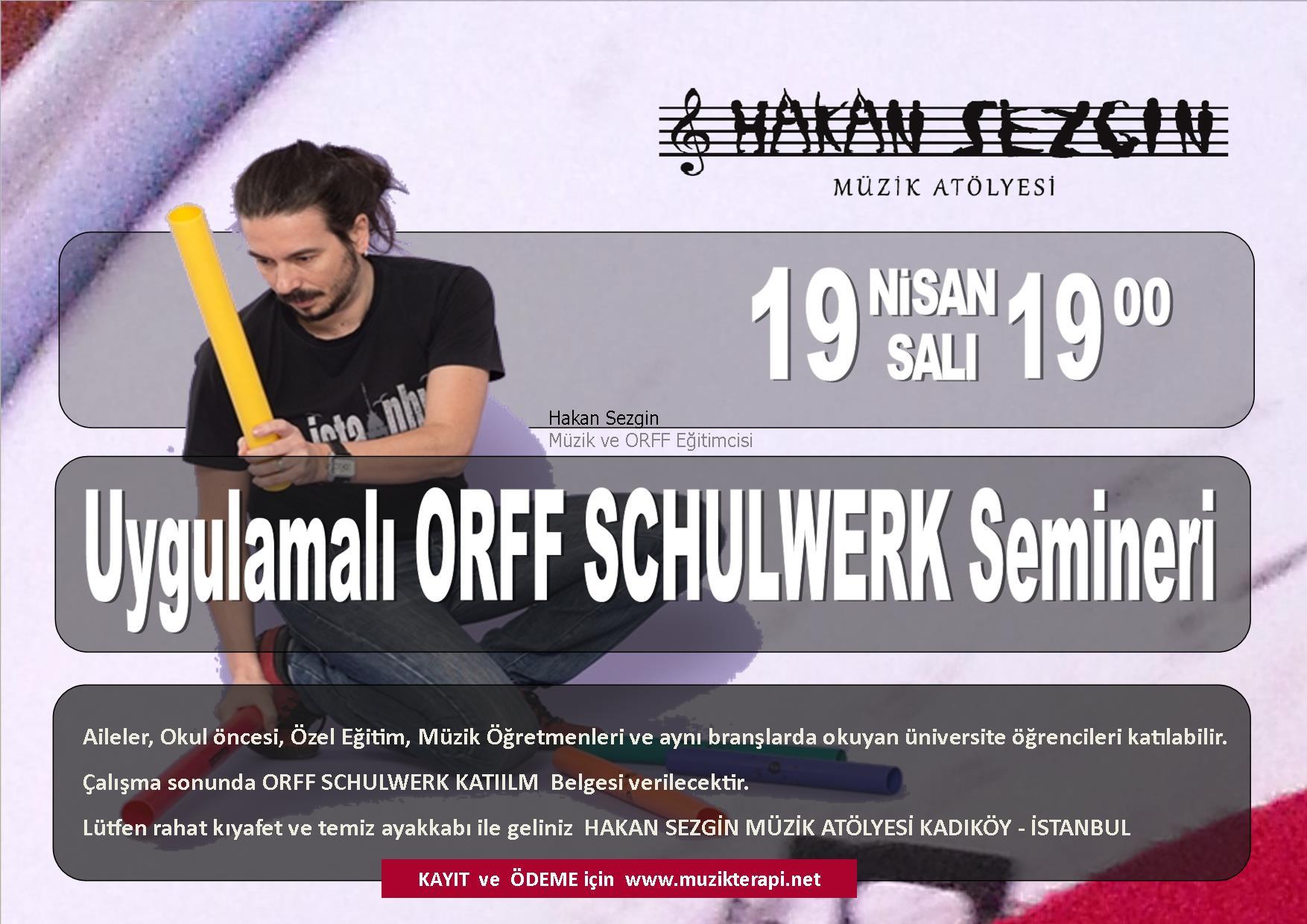 seminer nisan