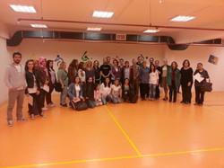 Ankara ORFF SCHULWERK eğitimi