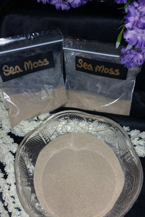 Sea Moss Powder