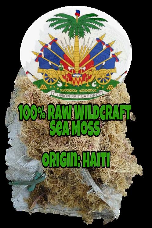 Haitian Wildcraft SeaMoss 1 oz