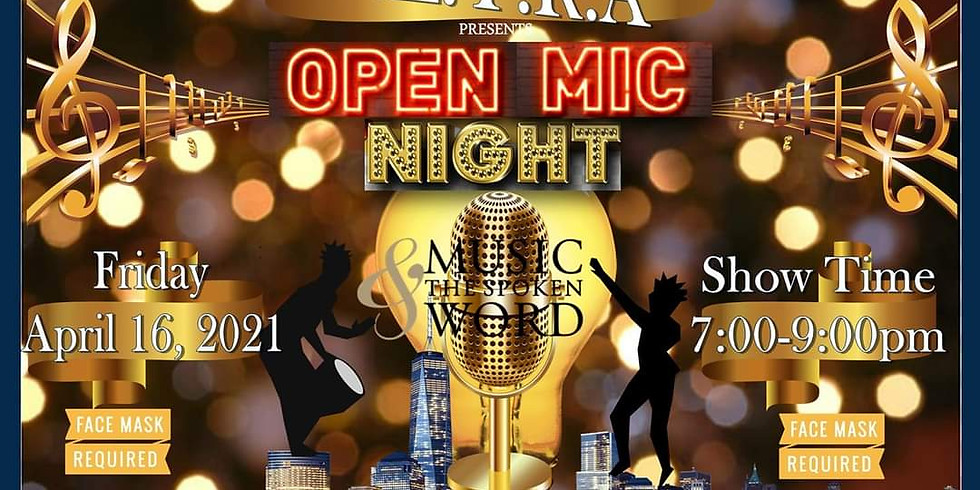 Open mic by U.L.T.R.A.  (RSVP NOT REQUIRED)