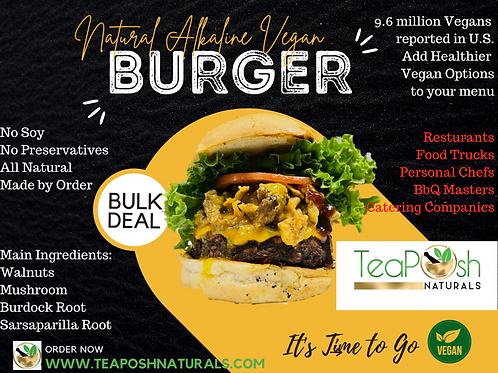 Possible Burger- Bulk Deal  (Ship Monday & Tuesday Only)