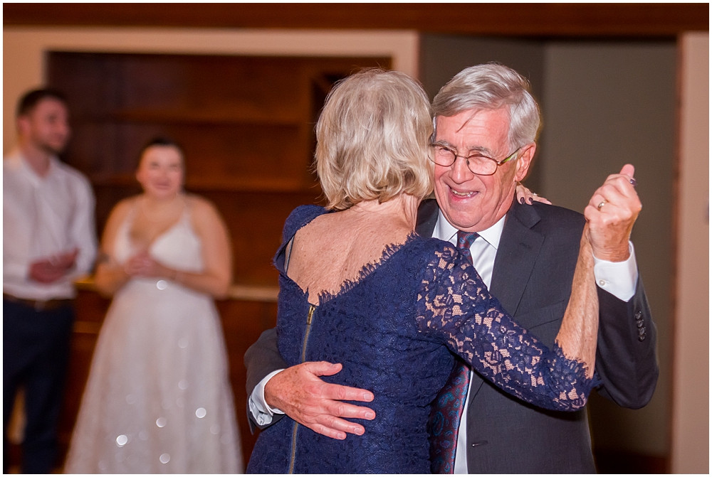 Anniversary Dance, grandparents