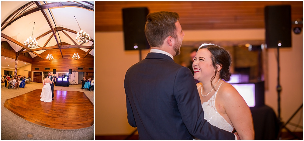 first dance, Innsbrook resort