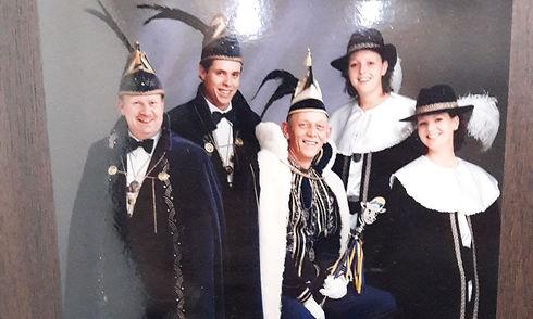 Cor Peitsman: Rotterdammer, voetballer én Prins Carnaval