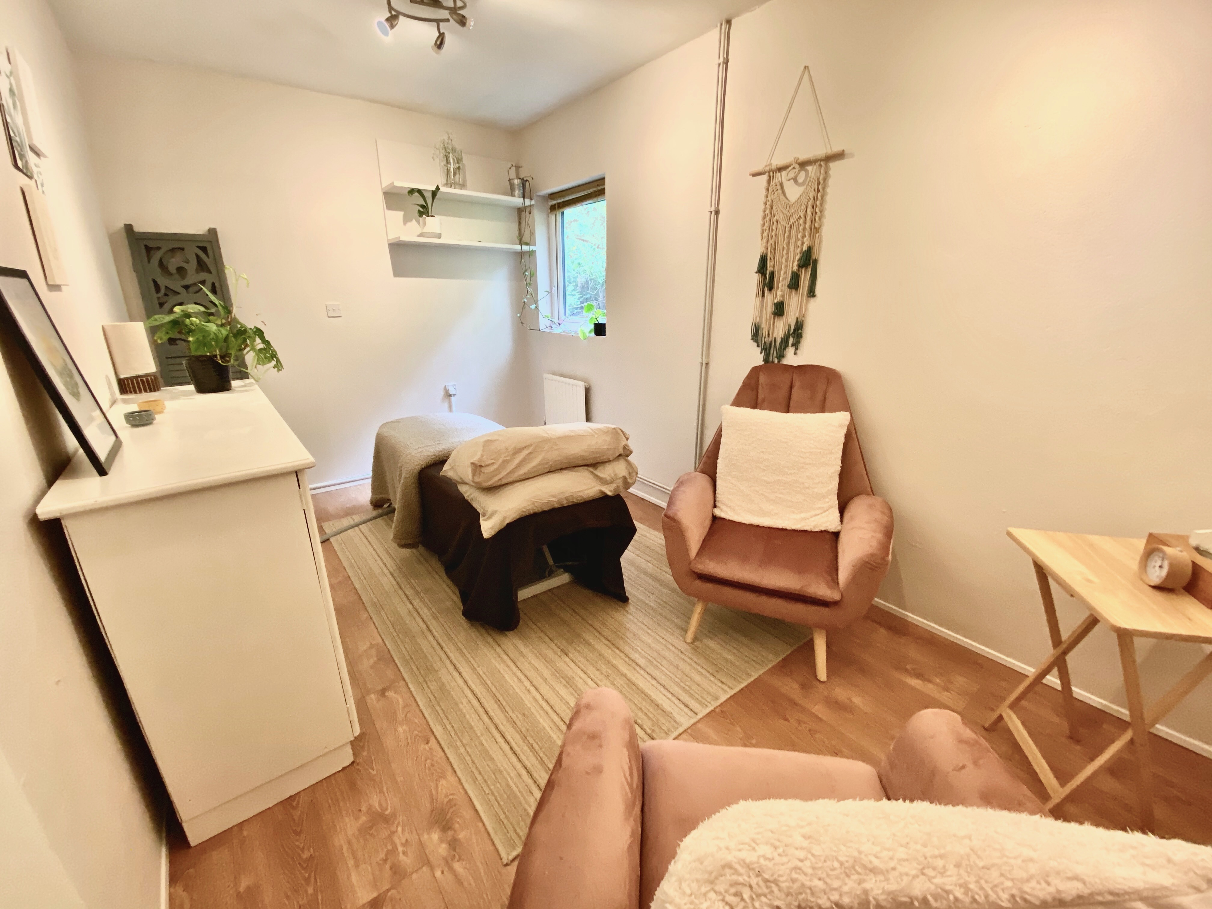 Therapy Treatment room