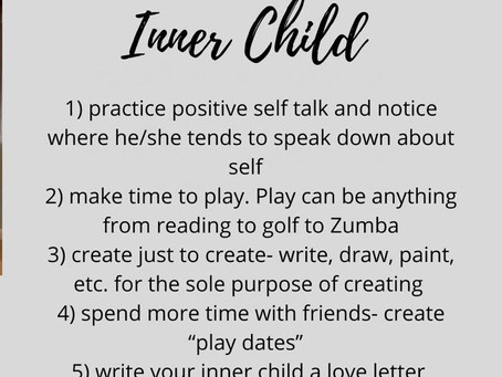5 Ways to Nurture Your Inner Child