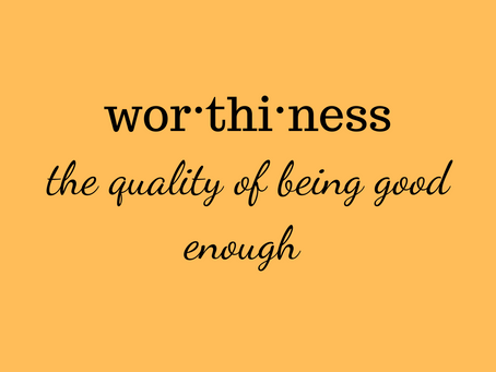 Finding Worthiness