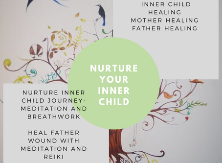 Father Healing Journey