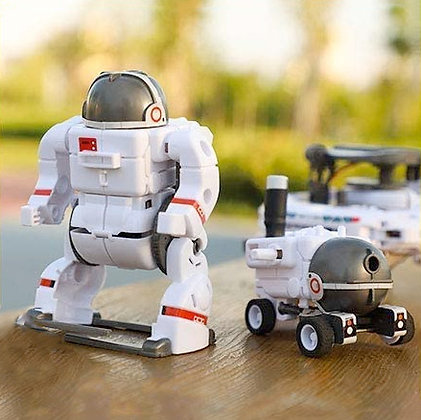 6 in 1 Space Robots