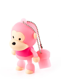 USB Pink Monkey