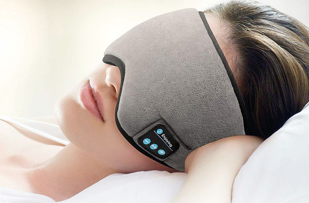 Bluetooth-Sleep-Mask_In-Use_Bed_Grey.jpg