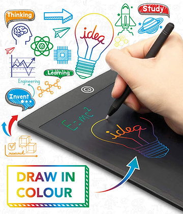 Infinity Pad drawing tablet hand drawn ideas