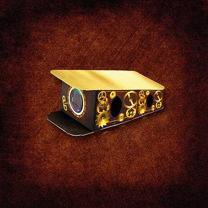 DIY Cardboard Pocket telescope
