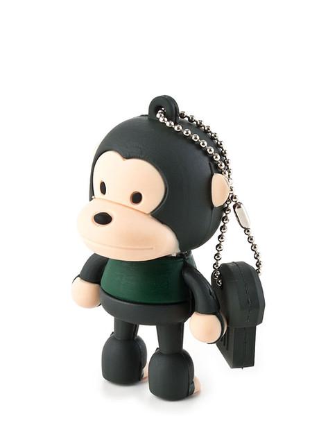 USB Monkey Black