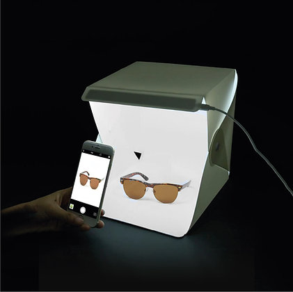 Photo Box smartphone photography of small item