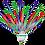 Thumbnail: Disco Bulb-White
