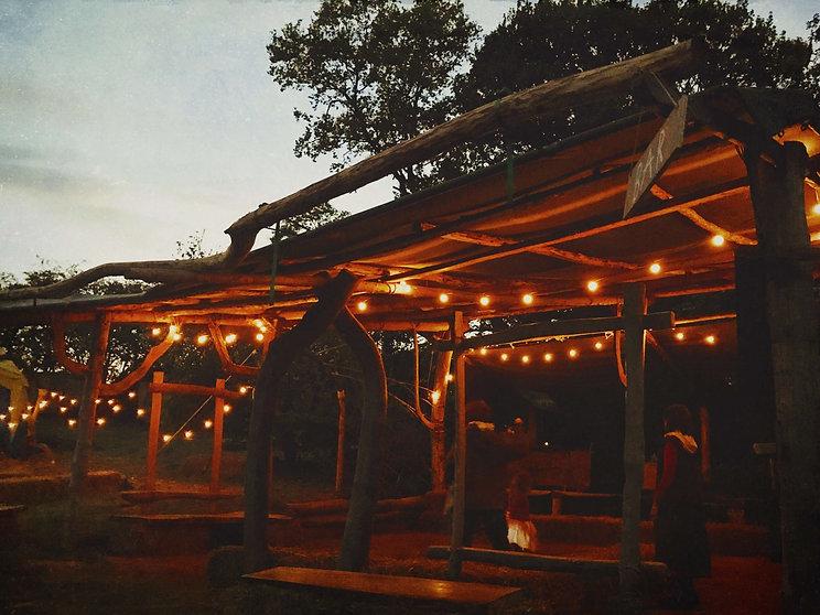 The Boma lights