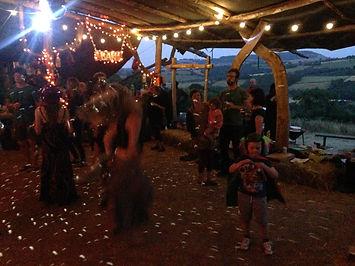 Party The Boma Boteti Getaways