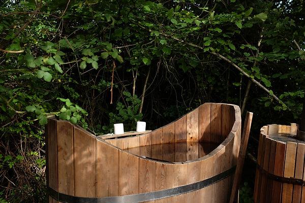 The Phoenix Tree wooden hot tub