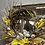 Thumbnail: Bunny Easter door wreath