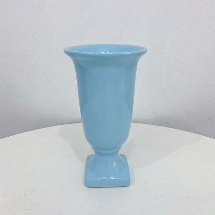 Vaso Tulipa Azul Claro