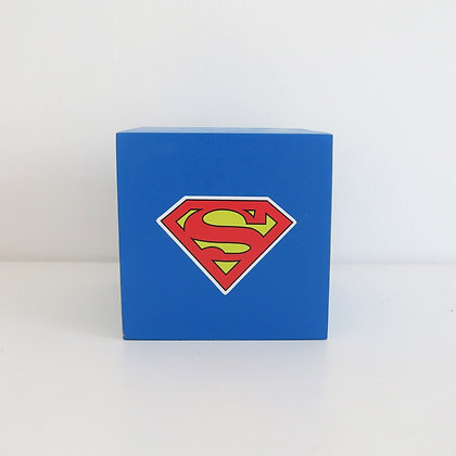 Cubo Super Herói - Super Homem
