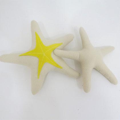 Estrela do Mar Feltro Dupla Branca
