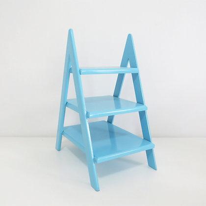 Escada Porta Doce Azul Claro
