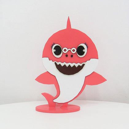 Baby Shark Salmão