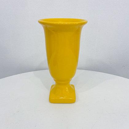 Vaso Tulipa Amarelo