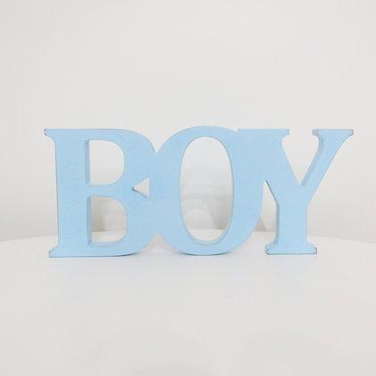 Boy Azul