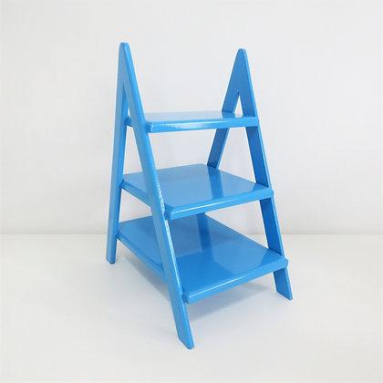 Escada Porta Doce Azul Céu