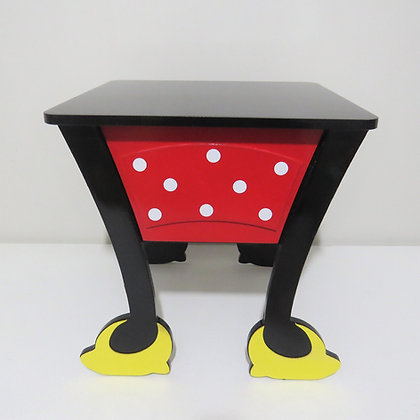 Cômoda Minnie P (para mesa)