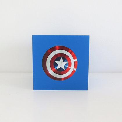 Cubo Super Herói - Capitão América