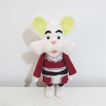 Dormidongo - Rato (Alice no País das Maravilhas)