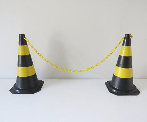 Cone Trânsito Dupla