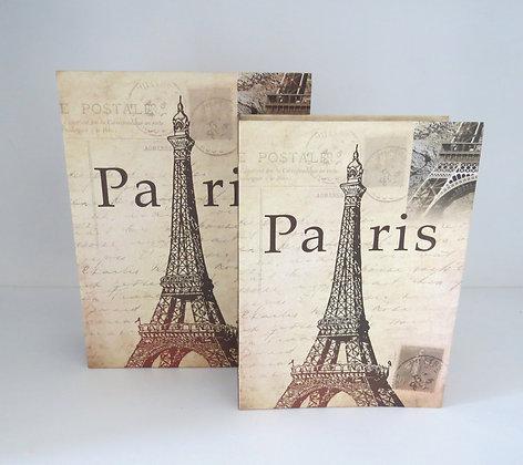 Livro Paris (o par)