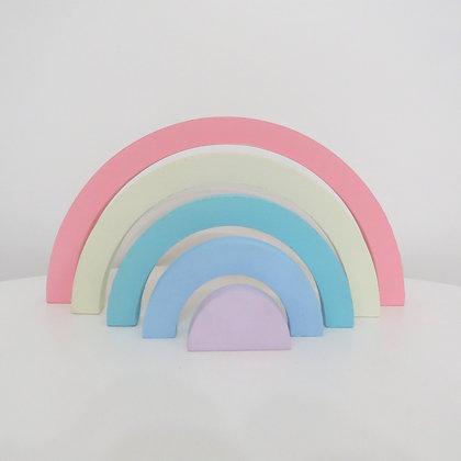 Arco Íris 3D Grande