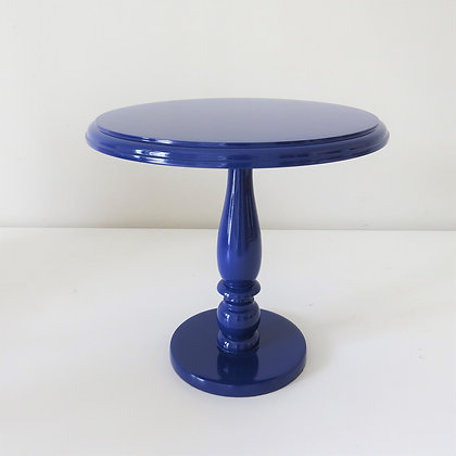 Prato Laqueado Azul Royal M