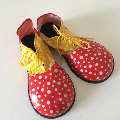 Sapato Palhaço - Circo