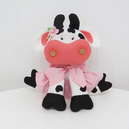 Vaquinha Fazendinha Rosa