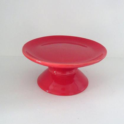 Prato Liso Vermelho P