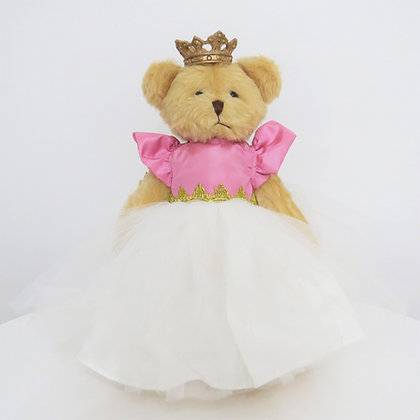 Ursa Princesa Pelúcia