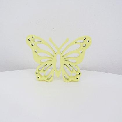 Borboleta Amarela Clara P