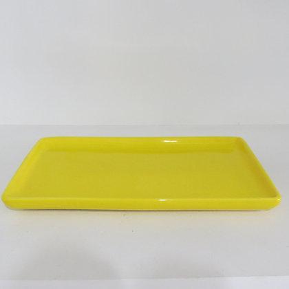 Bandeja Ret Amarela