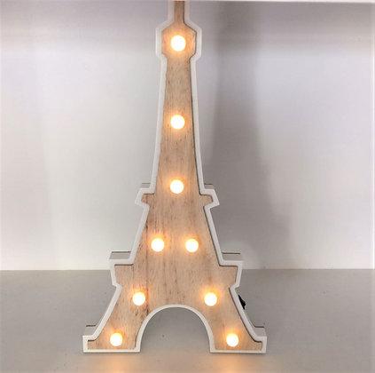Torre Eiffel Luminoso